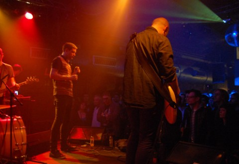 The Twilight Sad Live at Cargo