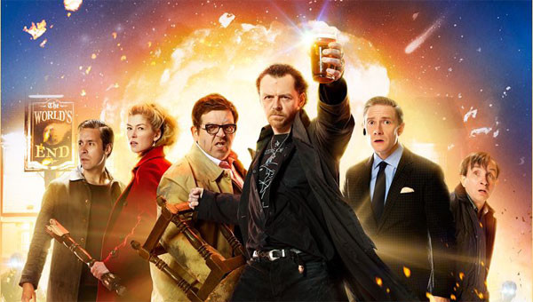 Win Tickets The World's End Screening With Simon Pegg