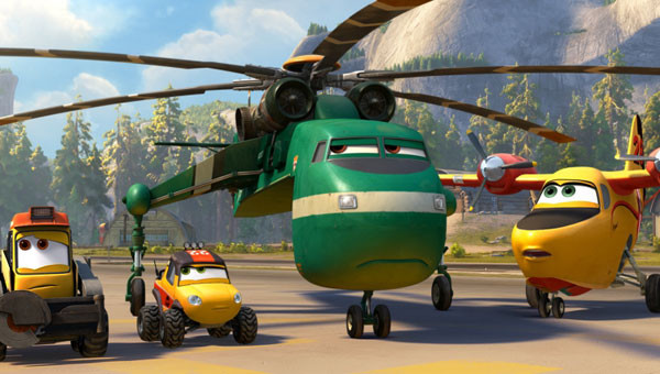 Planes II: Fire and Rescue