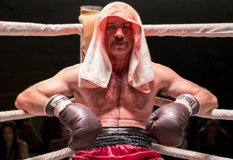 Liev Schreiber in The Bleeder